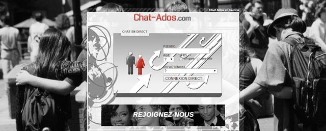 Site chat Ados