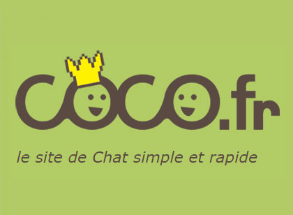 Logo chat Coco